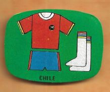Chile Team Kit (WC82)